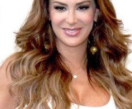Ninel Conde Luce Hermosa en Bikini en Twitter