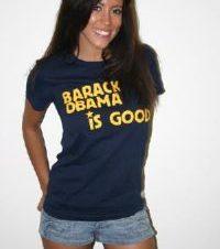 Amber Lee Obama Girl