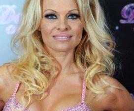 Pamela Anderson se Volverá a Desnudar para Playboy