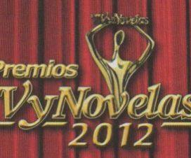Nominados a los Premios TVyNovelas 2012