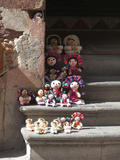 San Miguel de Allende Guanajuato Viajeras