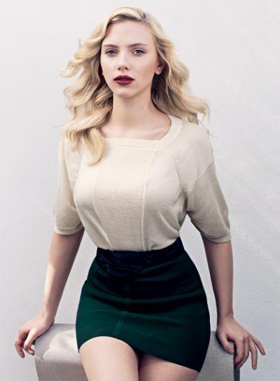 Scarlett Johansson Bella