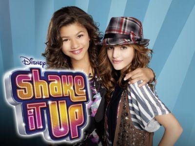 Shake It Up A Todo Ritmo