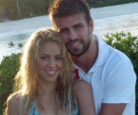 Foto Shakira y Piqué Muestran su Amor en Twitter