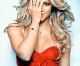 Shakira Muestra el Trasero Accidentalmente