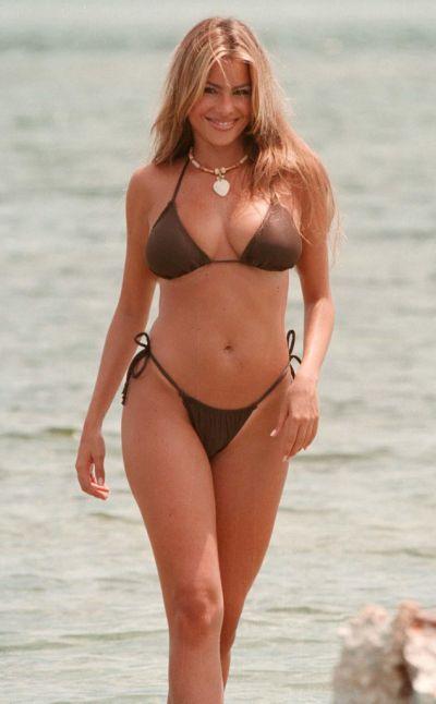 Sofía Vergara Bikini