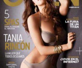 Tania Rincón Hermosa en la Revista Open