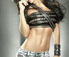 Tatiana Gil se Desnuda en la Revista SOHO