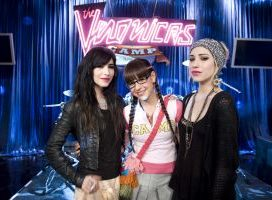 """The Veronicas"" en Atrévete a soñar"