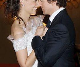 Tom Cruise y Katie Holmes Llegan a un Acuerdo Respecto a su Divorcio