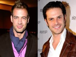 William Levy y Mark Tacher