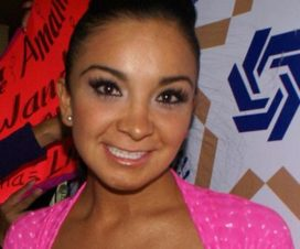 Yered Licona La Wanders Lover Desnuda en Playboy México