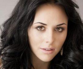 Zuria Vega Sensual en la Revista Open